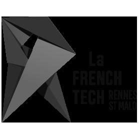 La French Tech Rennes St Malo - Partenaire du Learning Show Rennes